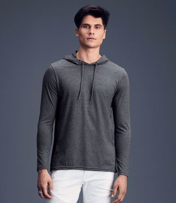 Picture of Hooded Long Sleeve T-shirt