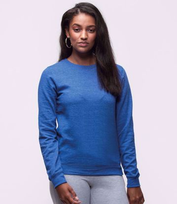 Picture of Ladies Heather Sweatshirt