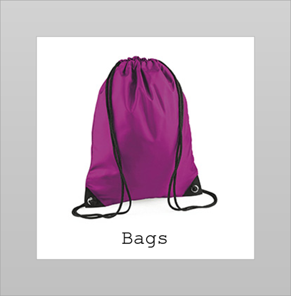Picture of 10 Drawstring Sports Bags