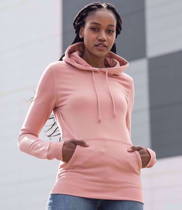 Picture of JH Ladies Fitted Hoodie