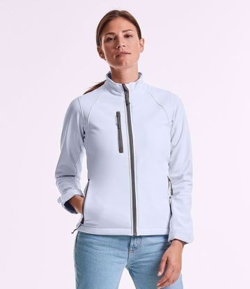 Picture of Russell Ladies Soft Shell Jacket