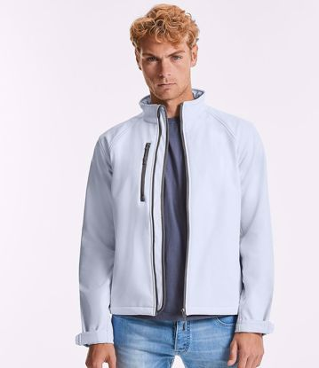 Picture of Russell Men's Soft Shell Jacket