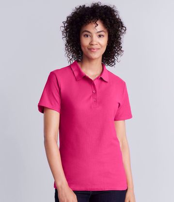 Picture of SoftStyle Polo T-shirt
