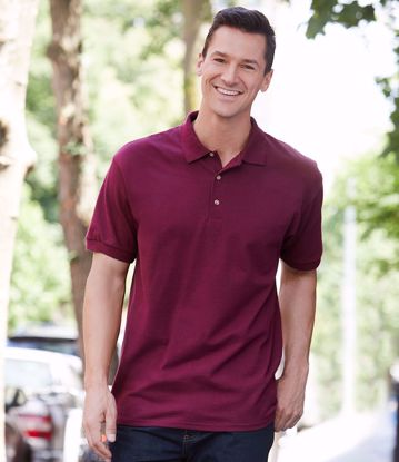 Picture of Ultra Cotton Polo Shirt