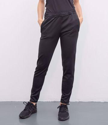 Picture of Ladies Slim Leg Training Pants