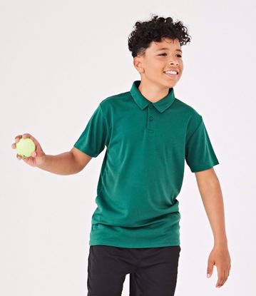 Picture of Kids Cool Polo Shirt