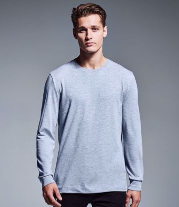 Picture of Organic Long Sleeve T-Shirt