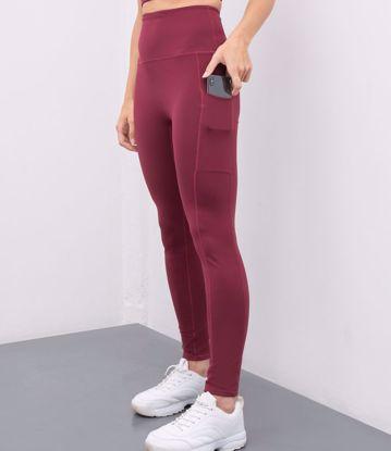 Picture of Ladies Core Pocket Leggings