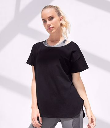 Picture of Tombo Scoop Neck T-Shirt