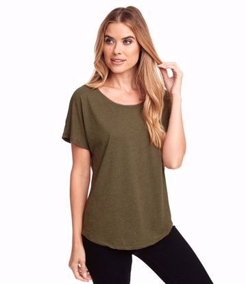 Picture of Tri-Blend Dolmand T-shirt